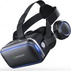 NEW Casque VR Virtual Reality Glasses 3 D 3D Goggles Headset Helmet For iPhone Android Smartphone Sm