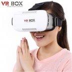2016 ead Mount VR BOX VR Glasses Virtual Reality Glasses Rift Google Cardboard 3D Movie for 3.5-6.0&