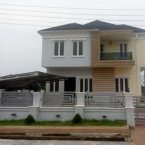 An Exquisitely Built And Finished 4 Bedroom Duplex With Bq,
