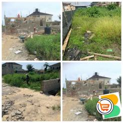 400sqm Plot of Land at Pearl Garden Estate, Sangotedo