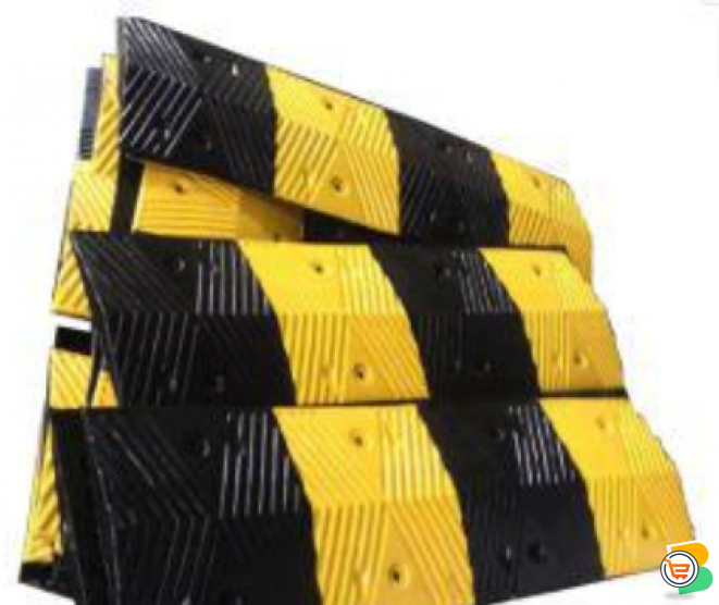 Road Speed Bumps IN NIGERIA