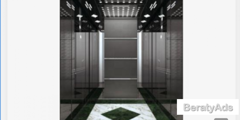 450kg Elevator For 6 Persons Passenger Lift BY HIPHEN SOLUTIONS