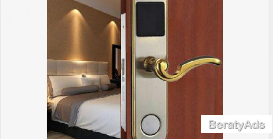 Hotel Security Door Lock BY HIPHEN SOLUTIONS