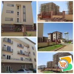 FOR SALE - 2, 3 and 4 Bedroom Premium Apartments with 1 room bq For Sale at Dakibiyu, Abuja
