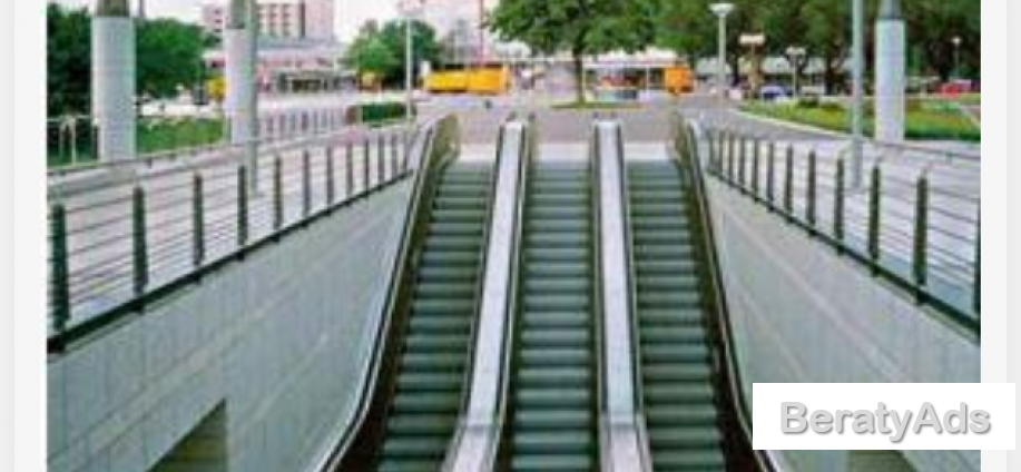 Outdoor Electric Escalators BY HIPHEN SOLUTIONS