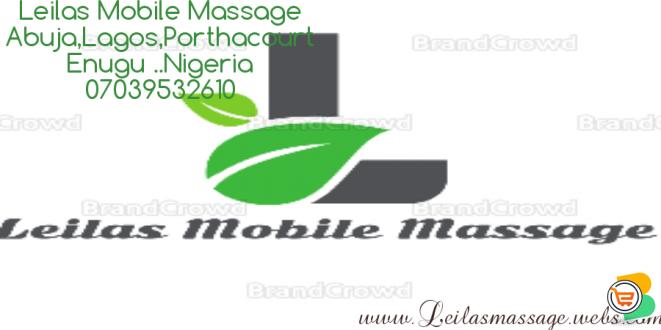 December Massage Specials @ Leilas Mobile Massage