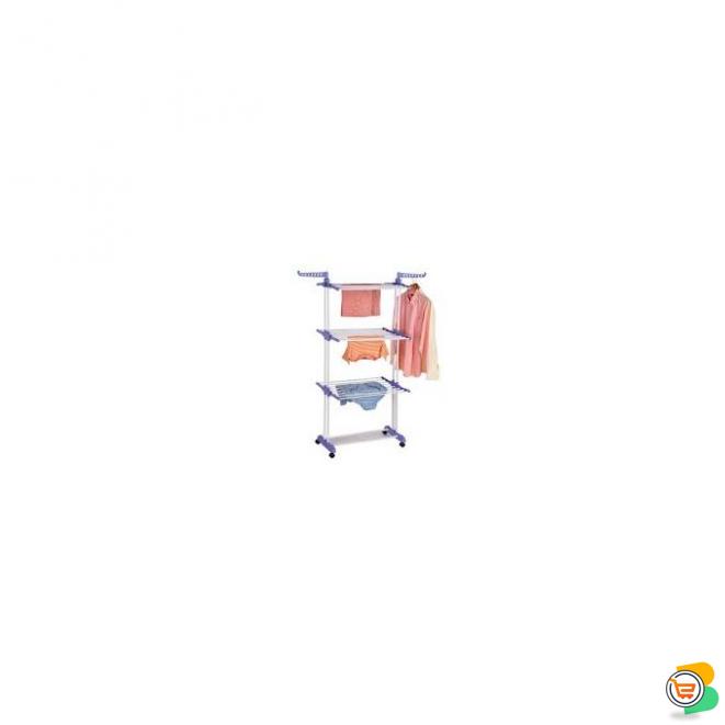 Double Pole Clothes Hanger Dryer