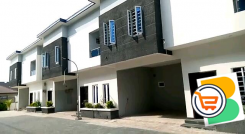 FOR SALE - Luxurious 4 Bedroom Terrace Duplex at Okun Ajah  (Call or Whatsapp - 09033584190)