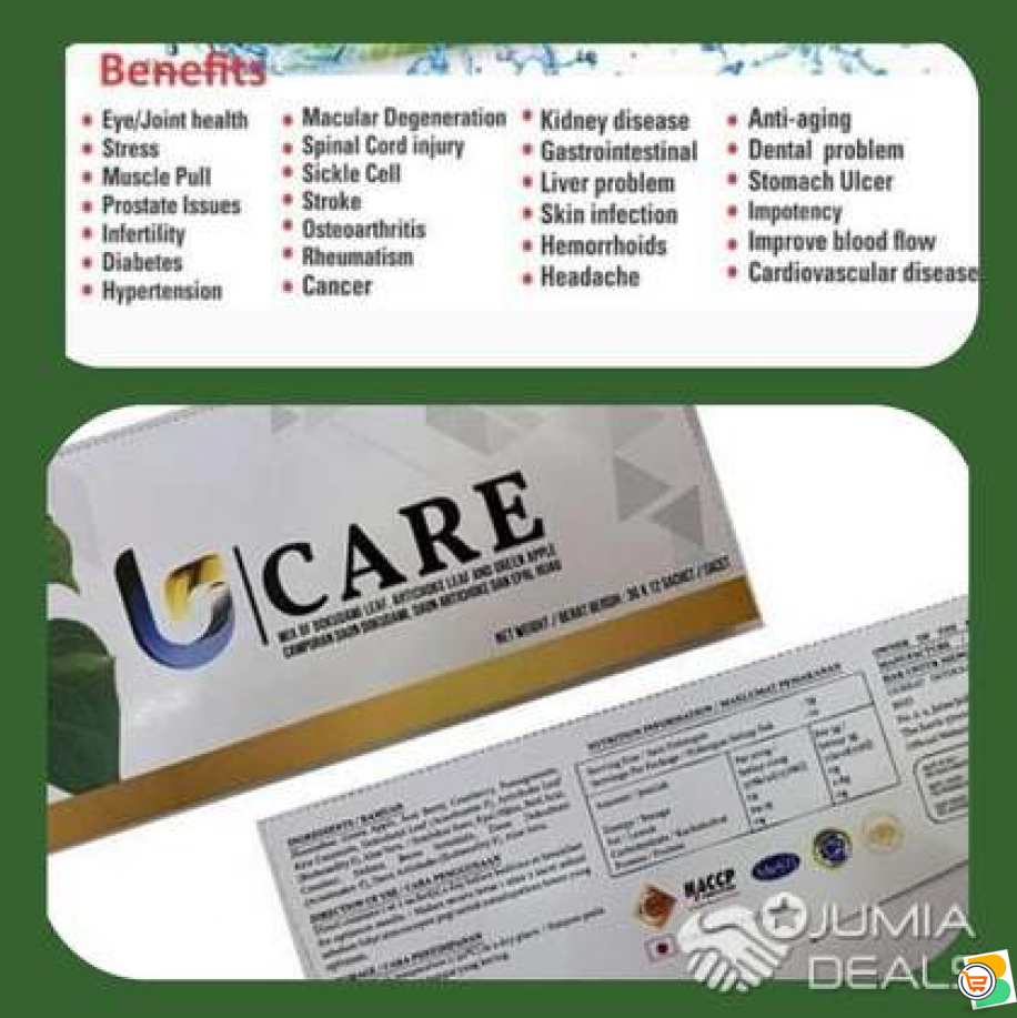 Ug Care Double Stemcell Product