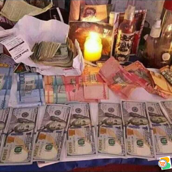 Have you been searching for spiritual help, for a financial freedom, contact ☎️ (+2348180630712)