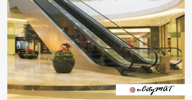 ISO And SGS Passengers Escalator For Malls BY HIPHEN SOLUTIONS