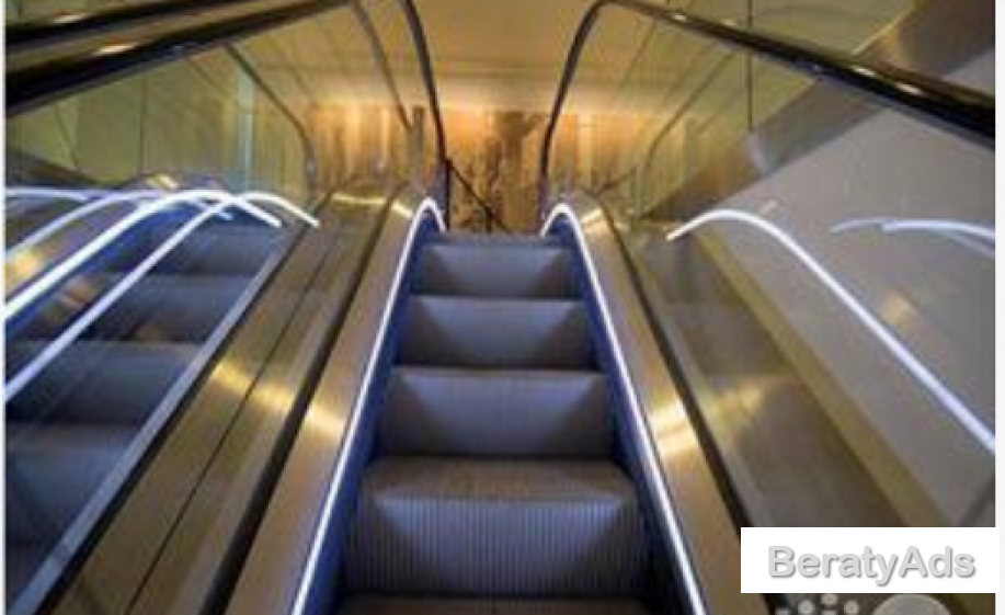 SGS 600mm 1000mm Residential Outdoor Escalator BY HIPHEN SOLUTIONS