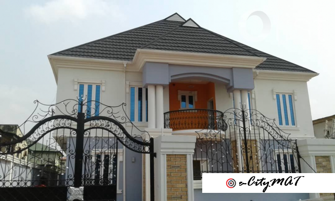 5 Bedroom Detached Duplex For Sale In Magodo 4APR23
