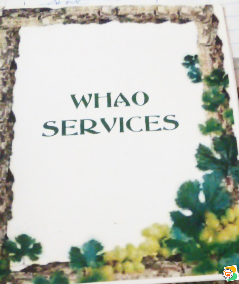 WHAO SERVICES