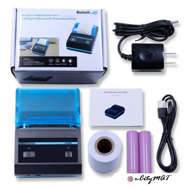 Bluetooth Printer/ Mobile Printer Mpt-ii