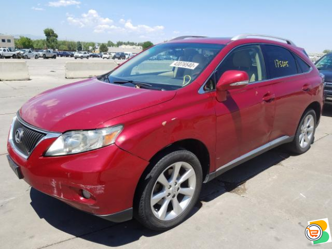 2010 Lexus RX350 at cheap and affordable rates