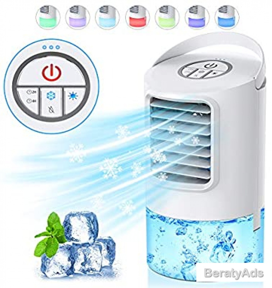Personal Air Cooler, Portable Air Conditioner