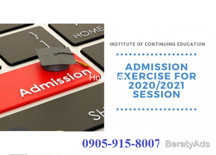 Caritas University, Enugu Admission Screening Form 2020/2021 Academic session call (234)9059158007 D