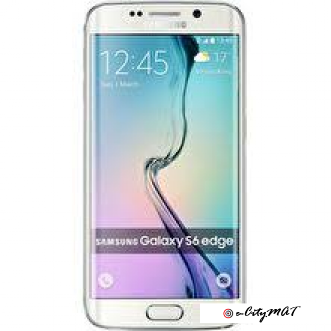 Samsung Galaxy S6 edge 32 GB White