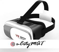 VR Box Virtual Reality Glasses 3D VR Box Headset