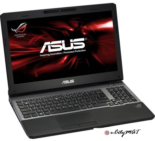 Asus ROG 750gb HDD Core I7 12gb