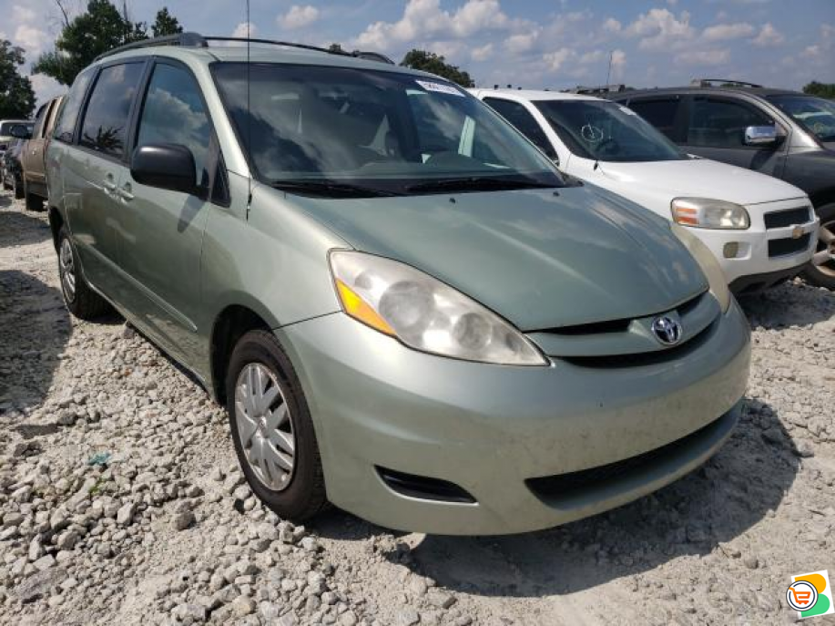 2007 TOYOTA SIENNA CE FOR SALE CALL 09060118688