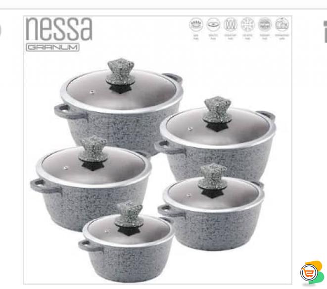 Nonstick pot