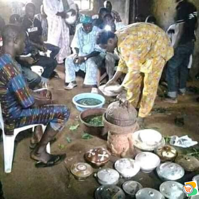 The most powerful spiritual in Nigeria