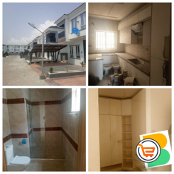 4 Bedroom Duplex at For Sale Victoria Bay, Ikate  (Call OR Whatsapp - 08165448834)