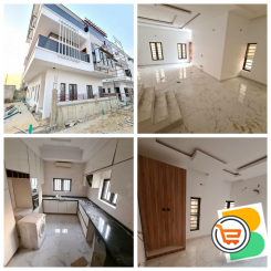 5 Bedrooms Fully Detached Duplex with Bq For Sale at Ikate, Lekki (Call or Whatsapp - 07056001917)