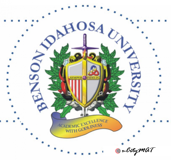 Benson Idahosa University 2020/2021 (09059158007) ADMISSION FORM{POST UTME FORM,DIRECT ENTRY FORM} I