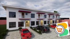 2 Bedroom Terrace Duplex Carcass For Sale at Lifecamp Abuja