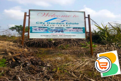 Buy Your Plot of Land Today at City Garden Estate Ibeju Lekki (Call or Whatsapp - 07038111802)