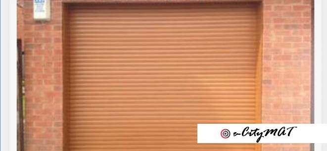Aluminum Alloy Rolling Shutter Garage Door BY HIPHEN SOLUTIONS