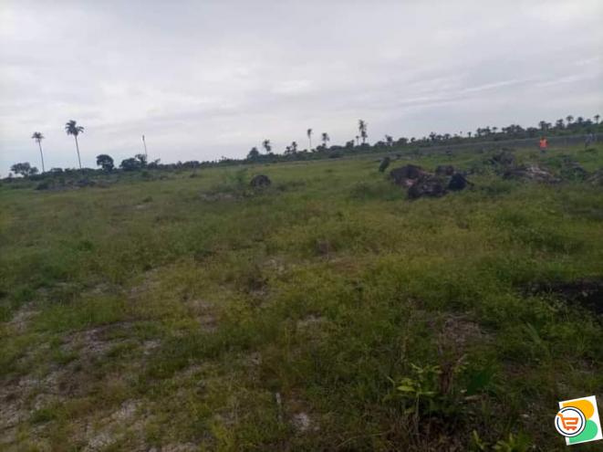 Land available off lasu Ojo road iba