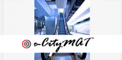 35 Degree Electric Escalator And Handrail For Shopping Malls BY HIPHEN SOLUTIONS