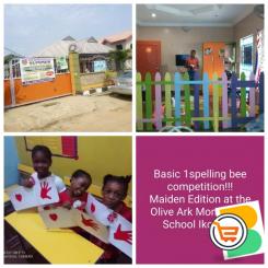 Enroll Your Child at Olive Ark Montessori School, Ikorodu (Call - 09039427555)