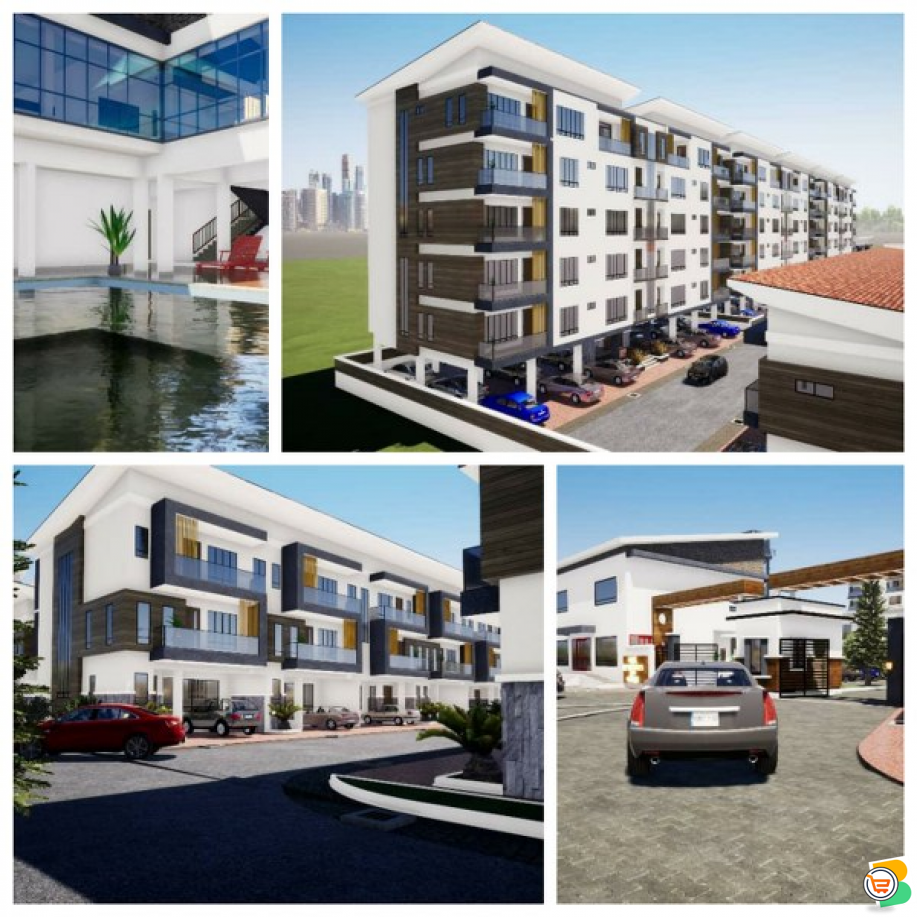 MIJL RESIDENCES AND VILLAS Selling at Lekki now (Call or Whatsapp - 09054710902)