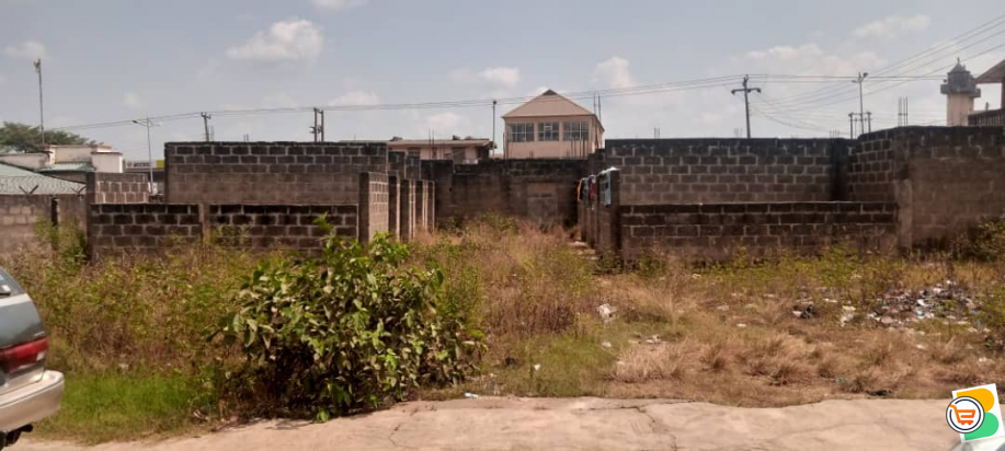 2 Plots of Land For Sale in a Notable, Strategic and Good Location, Sabo, Ogun