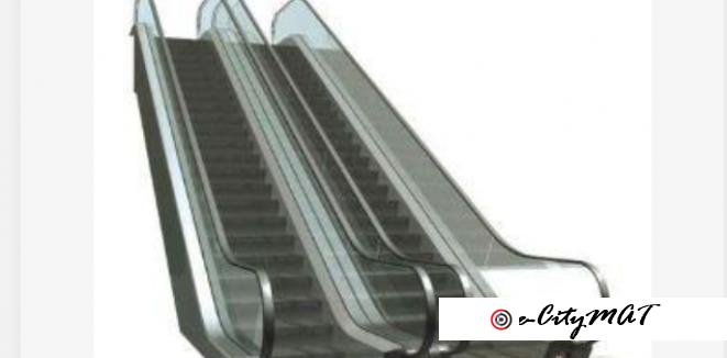 1000mm Automatic Electric Escalator BY HIPHEN SOLUTIONS