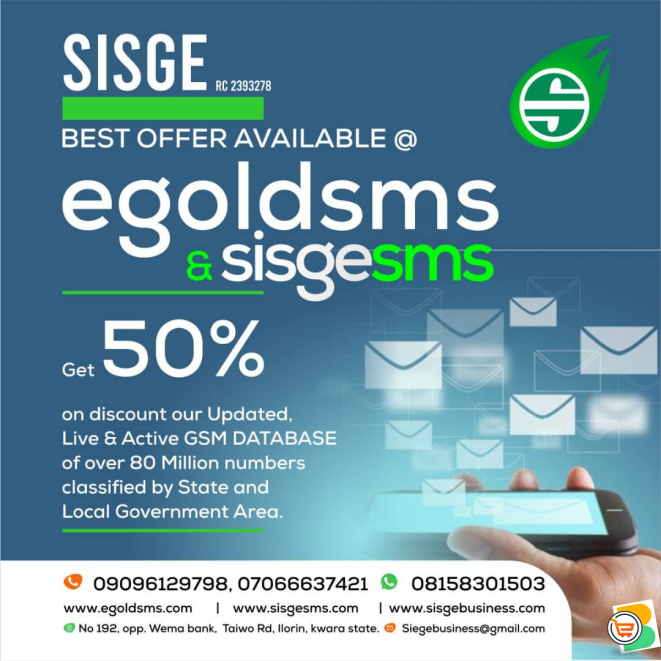 SISGE DATA SERVICES