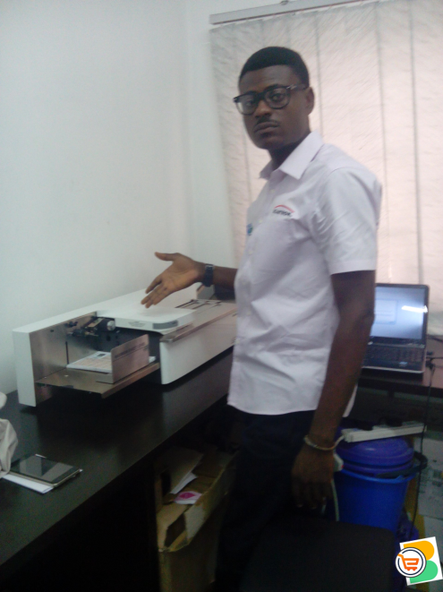 Printing and Scanning Service for Examinations
