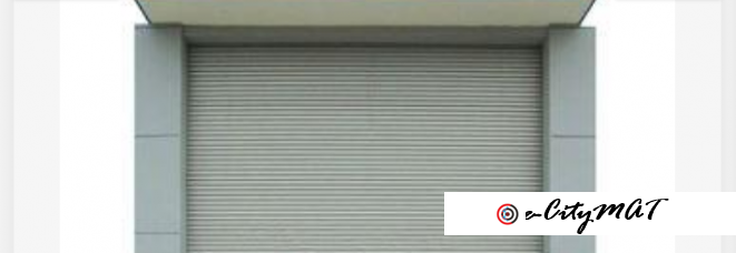 Customized Automatic Roller Shutter Security Doors BY HIPHEN SOLUTIONS