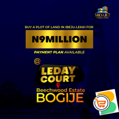 Plots of land For Sale at Leday Court, Beechwood Estate, Bojige