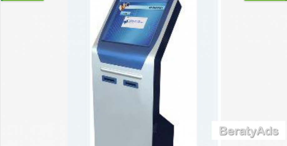 Double Thermal Printer Ticket Dispenser For Queue Token Number System BY HIPHEN SOLUTIONS