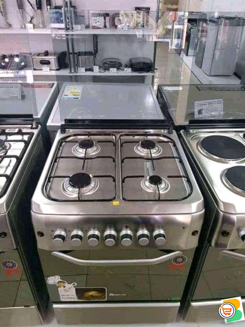 Neat Scanfrost Gas Cooker