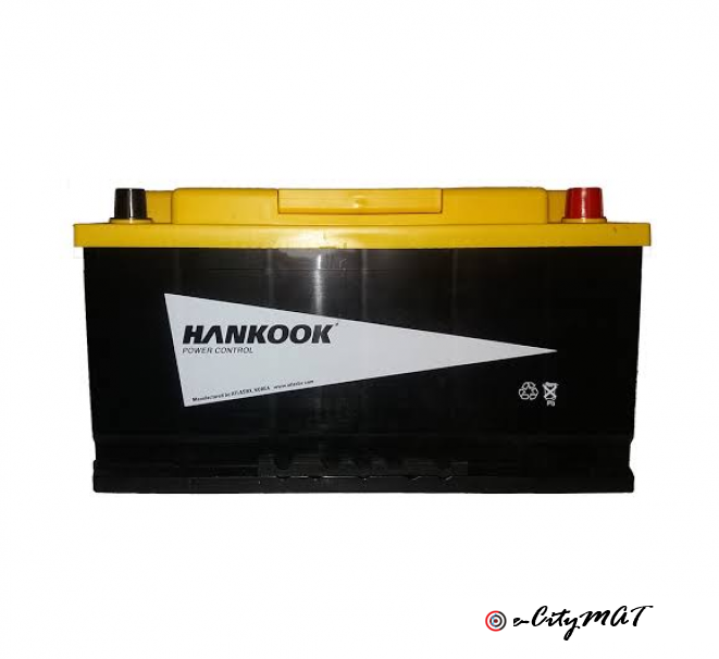 12v 100ah Hankook Battery