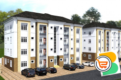 2 Bedroom Block of Flat For Sale at Karasana, Abuja