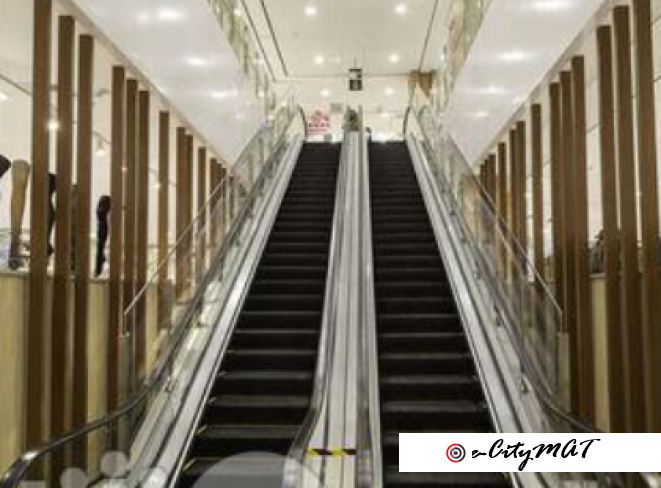 Indoor And Outdoor Escalator BY HIPHEN SOLUTIONS