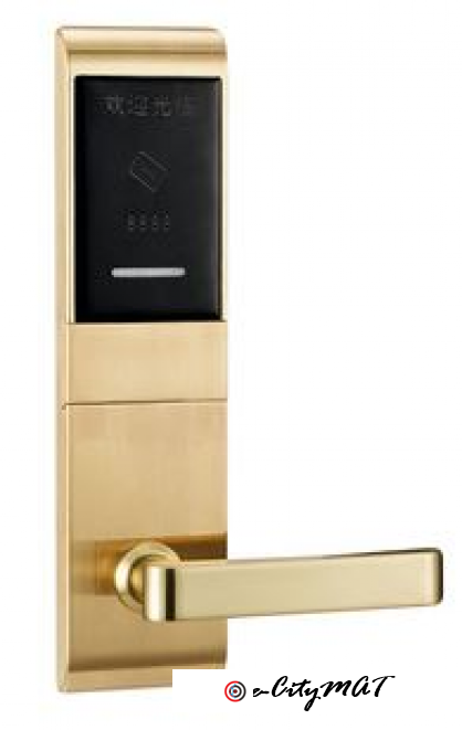 Door Lock With RFID Card BY HIPHEN SOLUTIONS